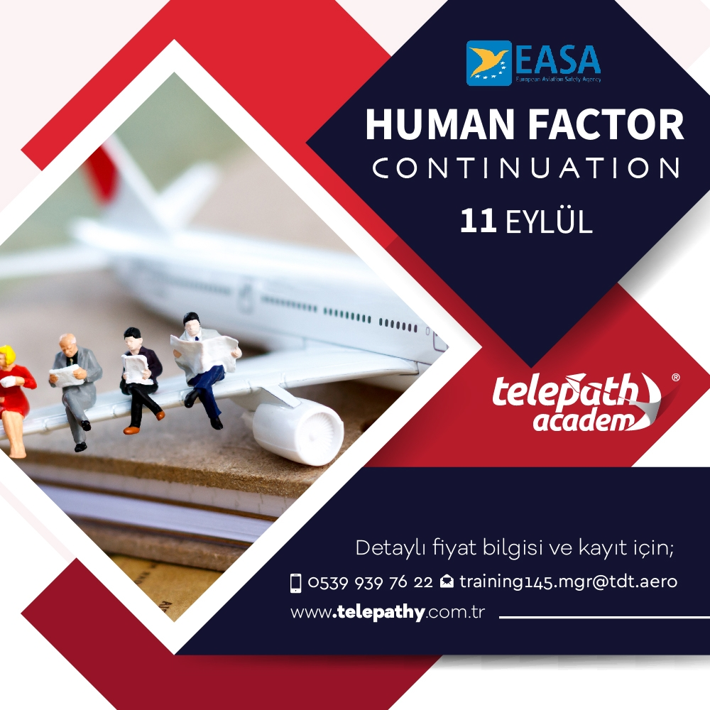 Human Factors Contuniation Training