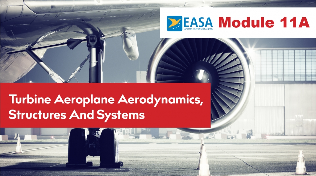 MODULE 11A. TURBINE AEROPLANE AERODYNAMICS, STRUCTURES AND SYSTEMS